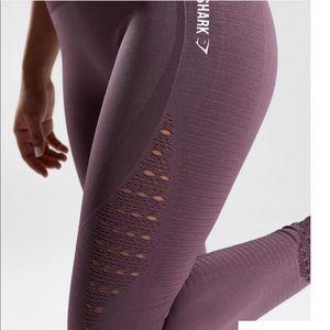 Seamless energy high waisted leggings
